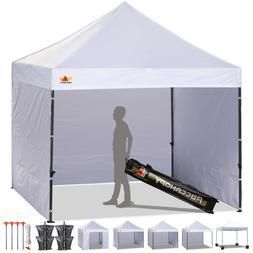 ABCCANOPY Pop-up Canopy Tent 8x8 Commercial Instant Tents Ou