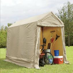 Impact Canopy Portable Storage Shed Garage Motorcycle Cover