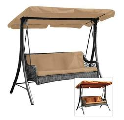 Garden Winds Replacement Canopy for Curry Swing - RipLock 35