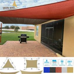Sun Shade Sail Canopy UV Block Awning for Outdoor Patio Gard