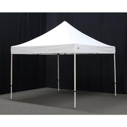King Canopy 10 x 10 ft. Tuff Tent Instant Canopy, WHITE|Whit