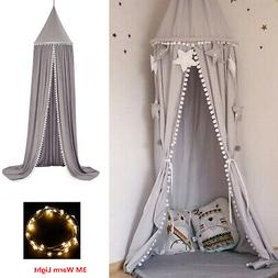 US Mosquito Net Canopy Fly Insect Protect Single Entry For D
