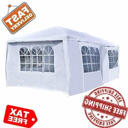 Wedding Tent 10'x20' Ft Outdoor Event Canopy Party Heavy Dut